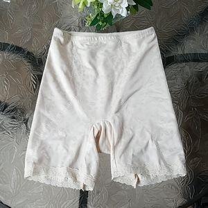 Body shaping undergarment
